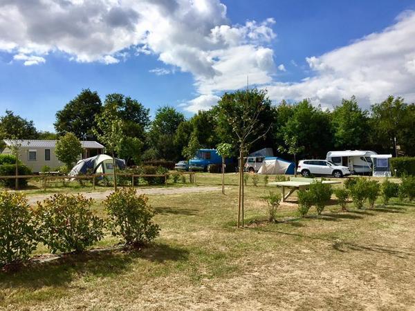 Camping Au Pré de l'Etang - Photo 4