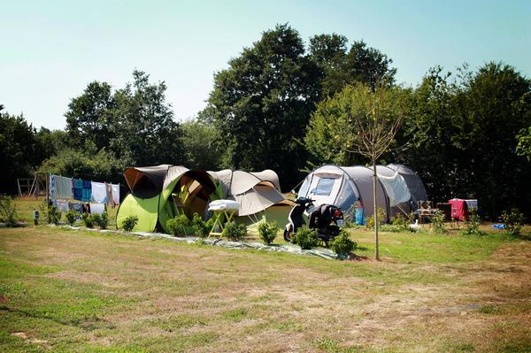 Camping Au Pré de l'Etang - Photo 5