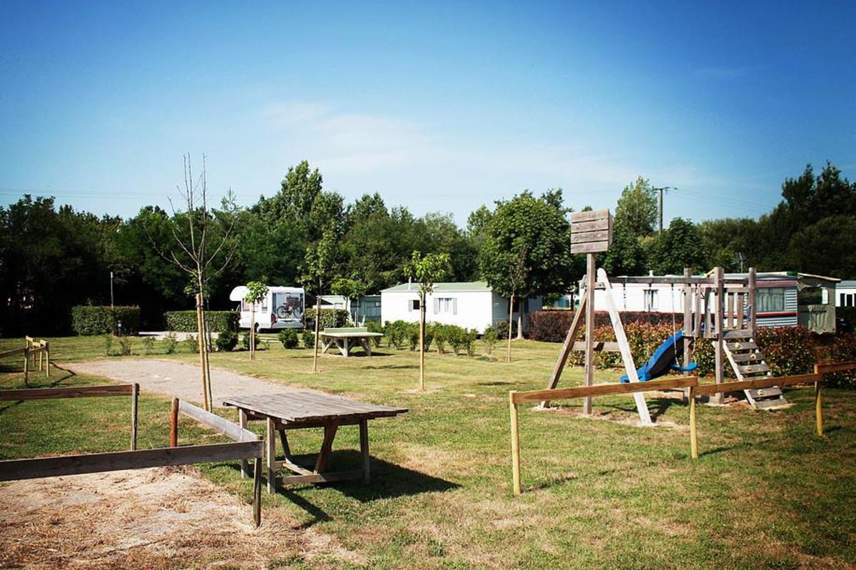 Camping Au Pré de l'Etang - Photo 11