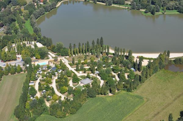 Camping du Lac de Groléjac en Dordogne - Photo 2