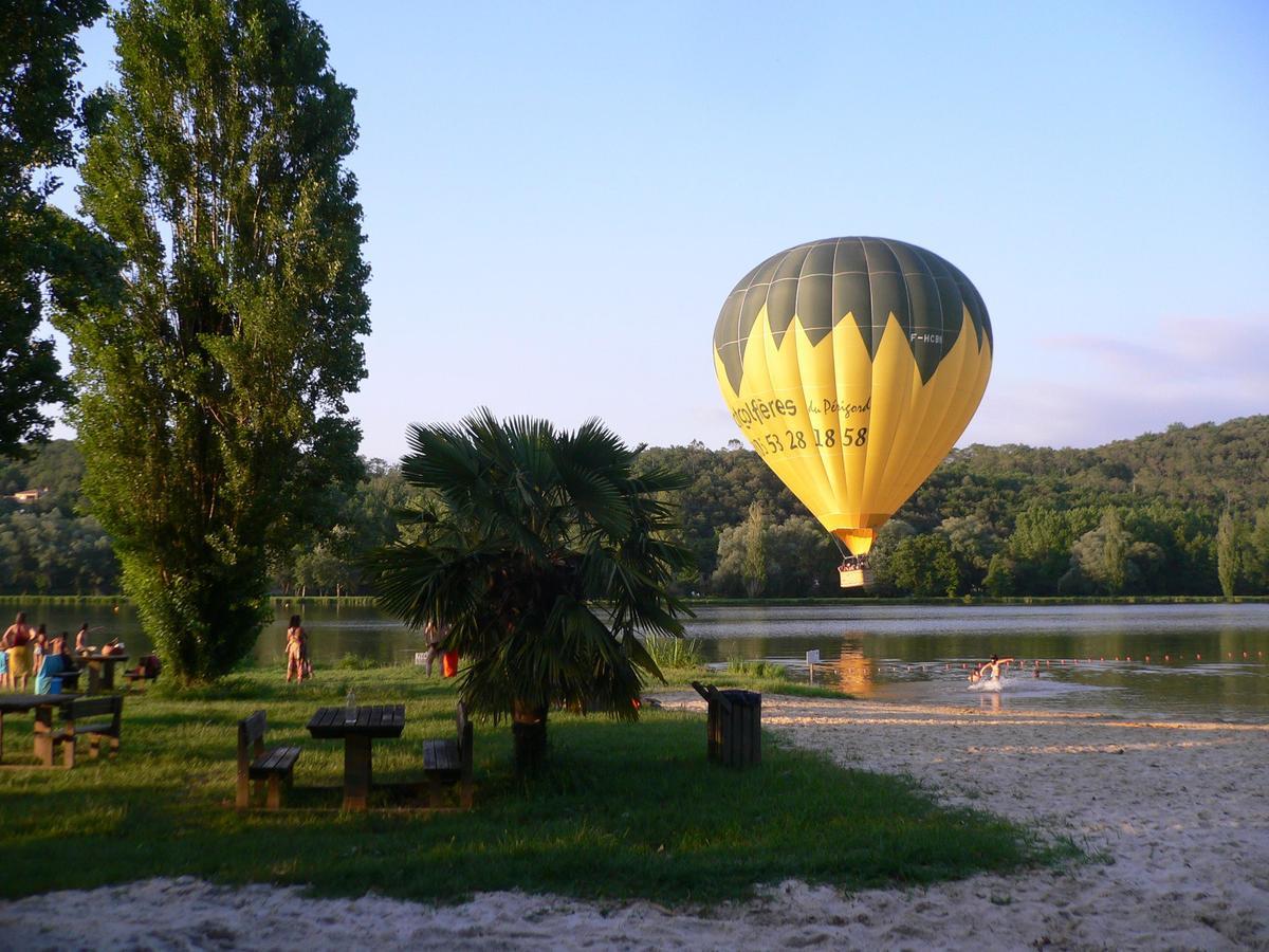 Camping du Lac de Groléjac en Dordogne - Photo 1283