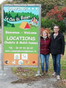 Camping Le Clos du Blavet - Photo 10
