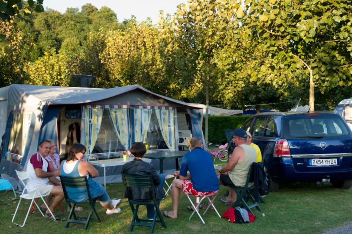 Camping LE MONLOO - Photo 39