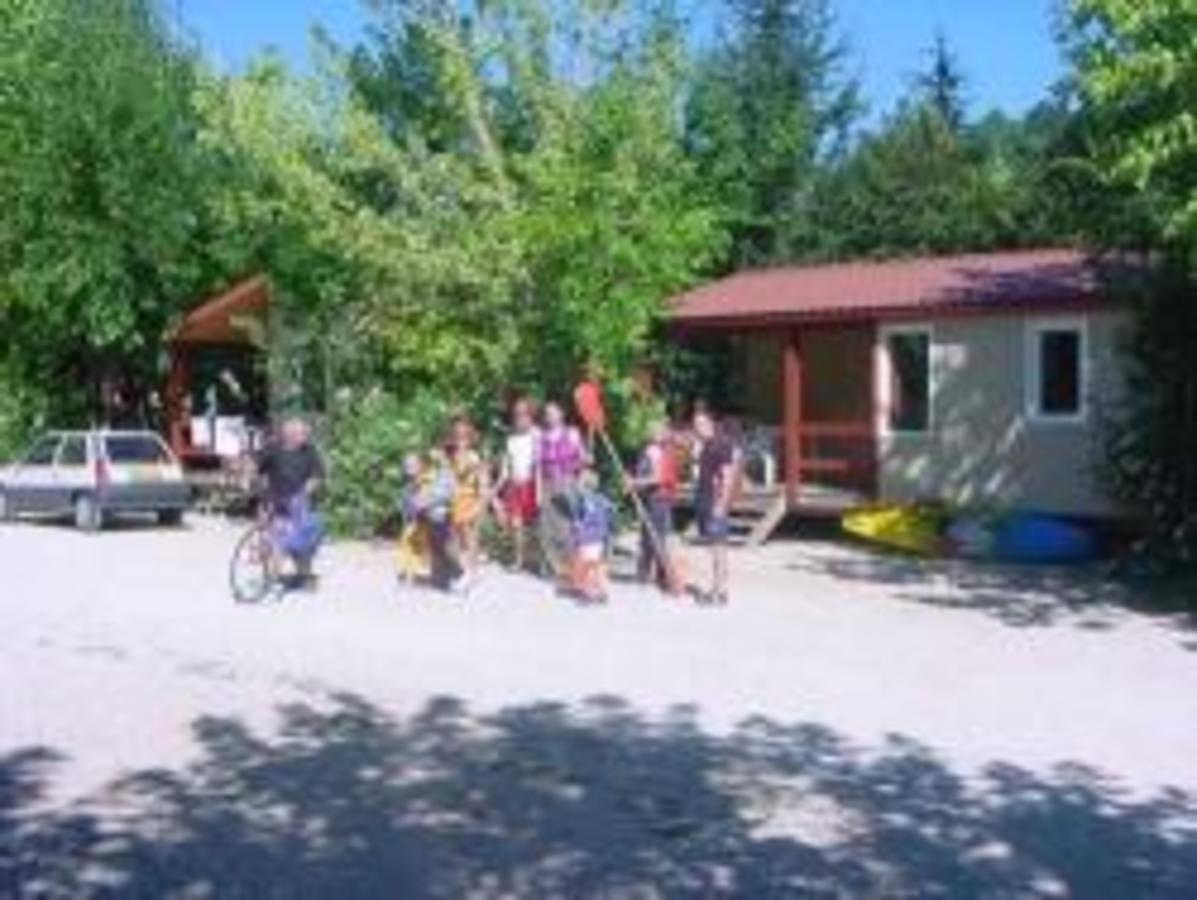 Camping De LA PLAGE à St Cirq Lapopie - Photo 32