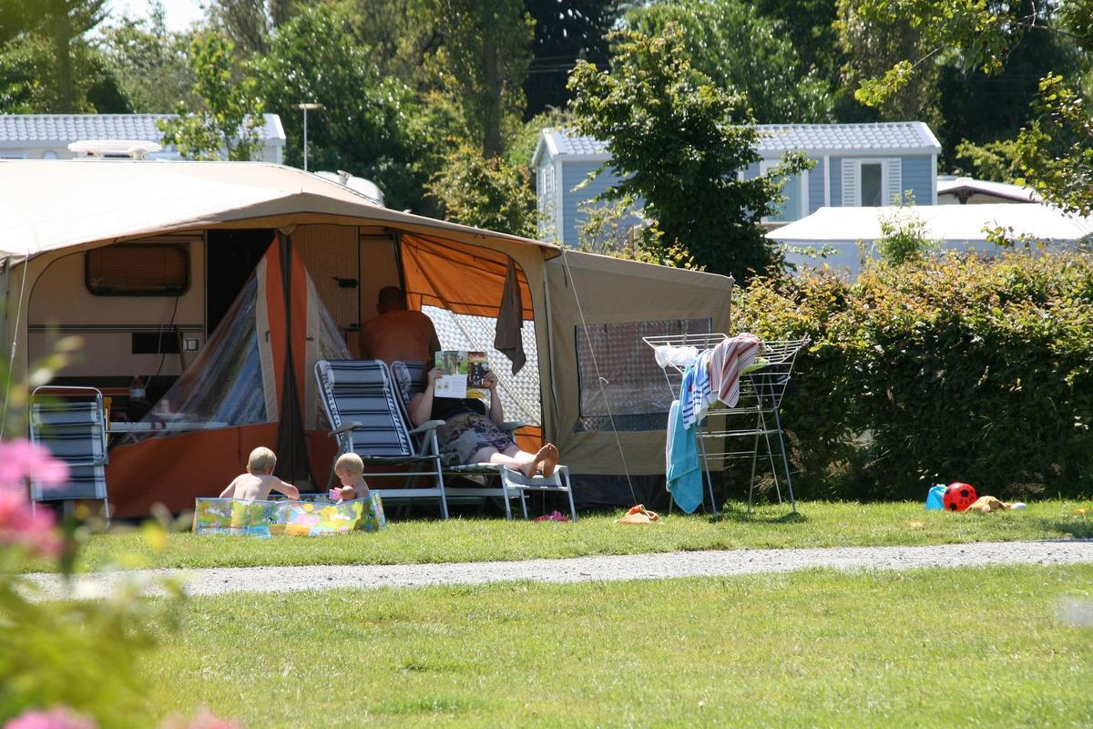 Camping L'Aiguille Creuse - Photo 4