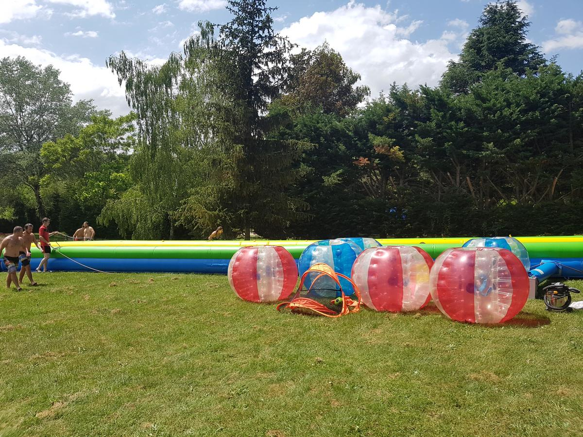 Camping L'Oasis du Berry - Photo 37