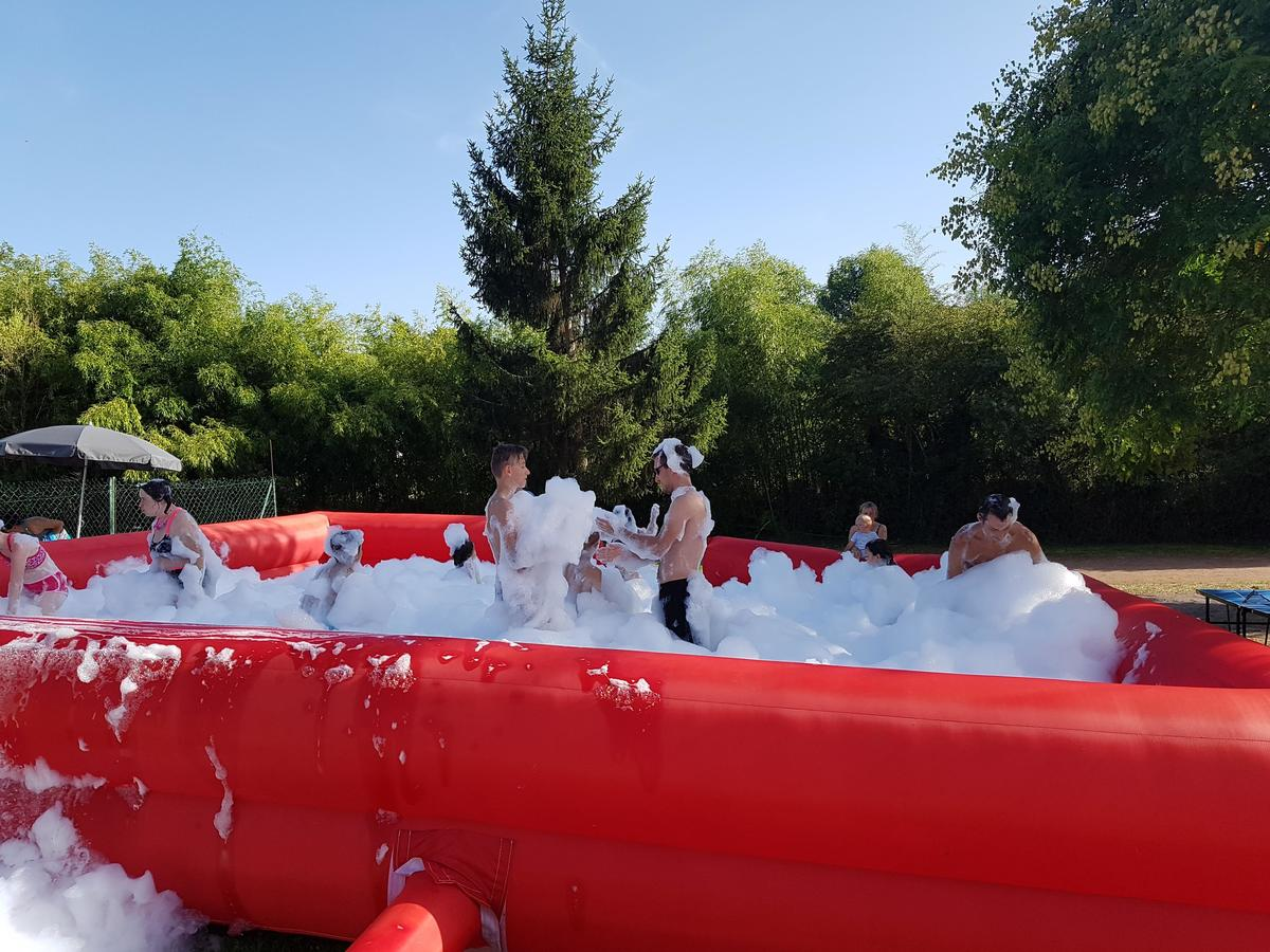 Camping L'Oasis du Berry - Photo 39