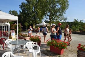 Camping Paradis Etangs de Plessac - Photo 43