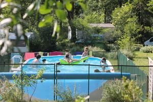 Camping de Montmaurin - Photo 1