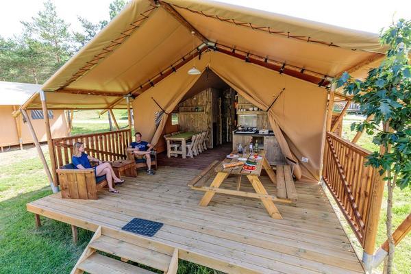 Camping Lac de Thoux St-Cricq - Photo 4