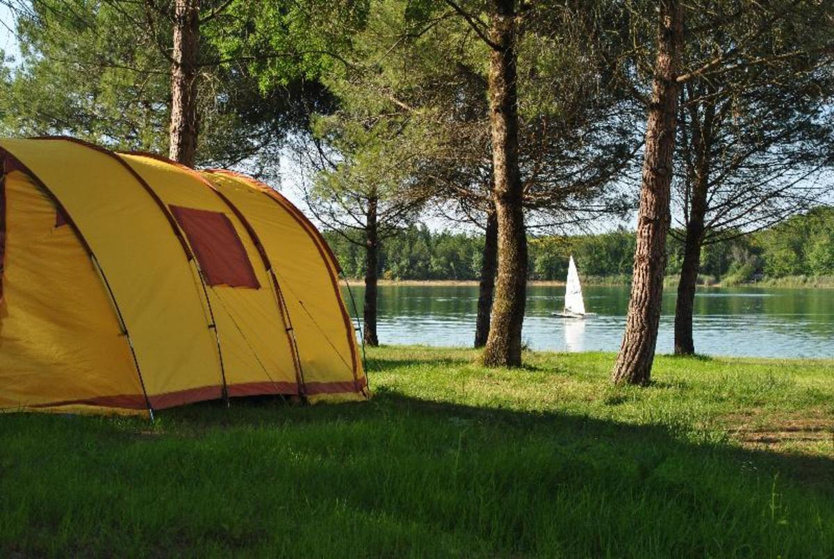 Camping Lac de Thoux St-Cricq - Photo 5