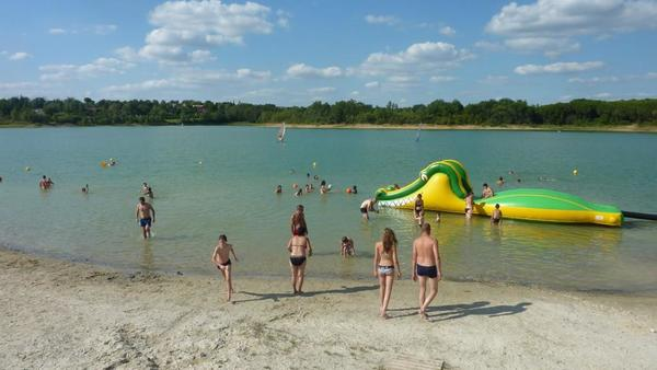 Camping Lac de Thoux St-Cricq - Photo 6