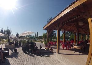 Camping Lac de Thoux St-Cricq - Photo 20
