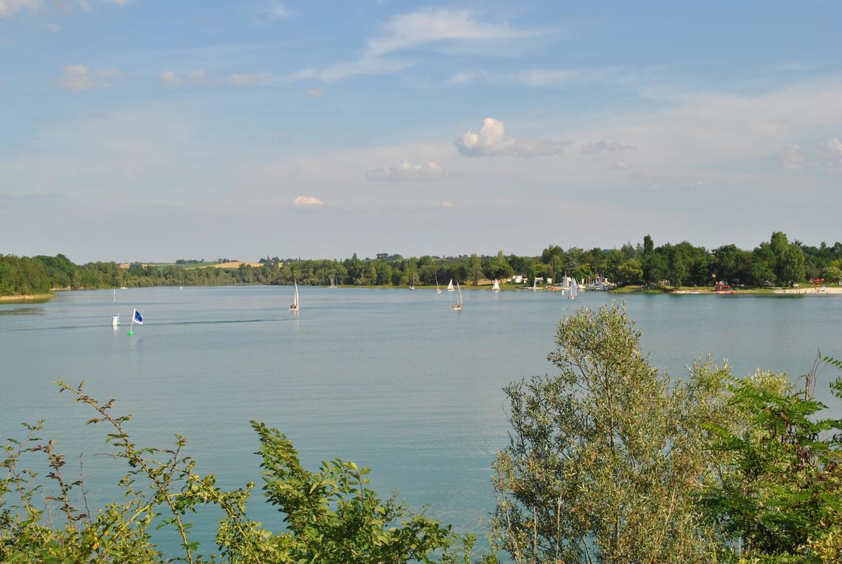 Camping Lac de Thoux St-Cricq - Photo 24