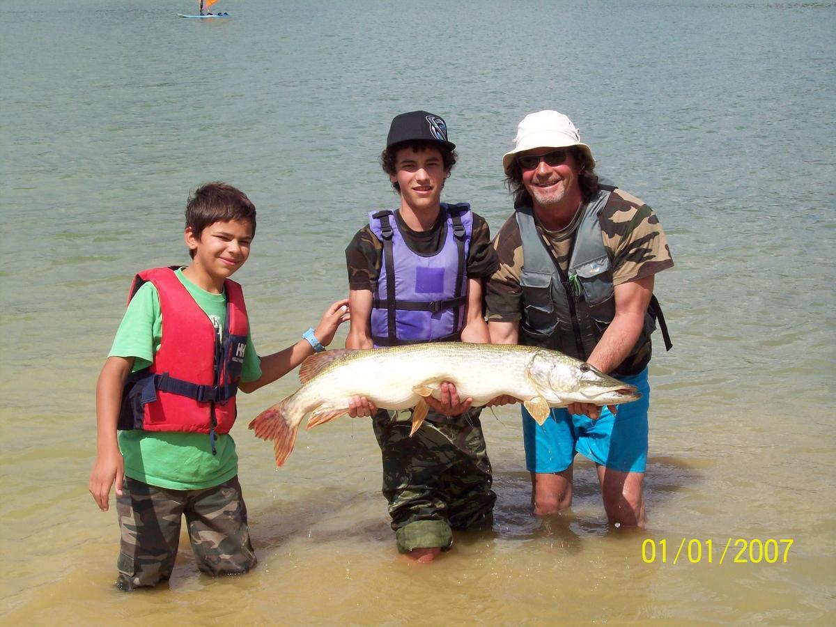 Camping Lac de Thoux St-Cricq - Photo 27