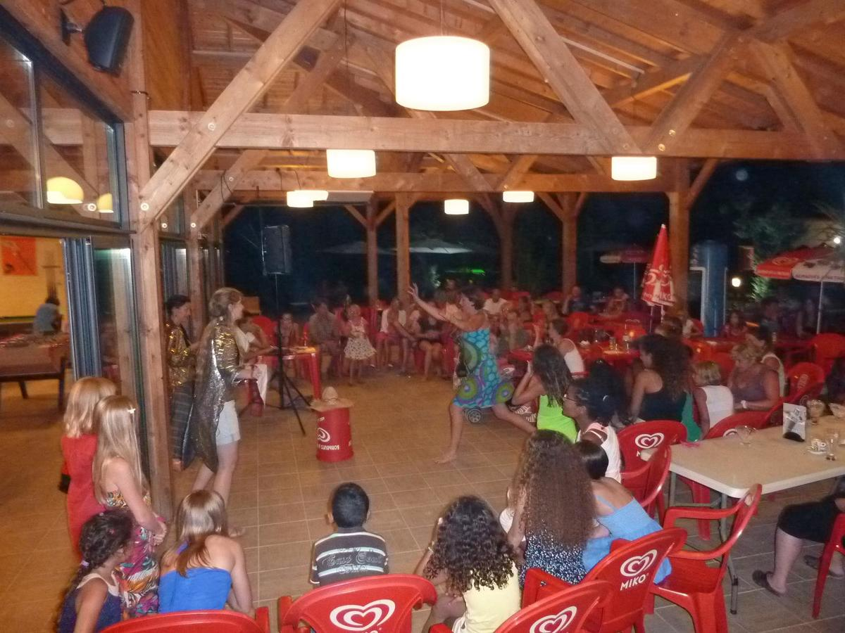 Camping Lac de Thoux St-Cricq - Photo 40