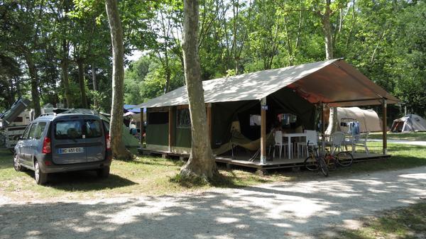 Camping du Lac de Lislebonne - Photo 8