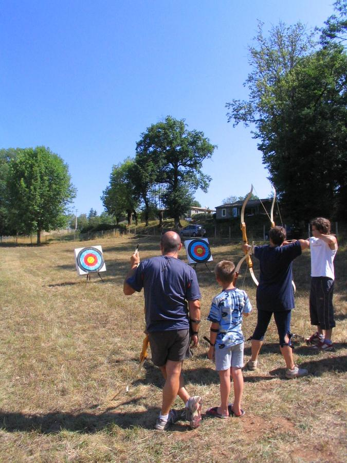 Camping les Monts d'Albi - Photo 6