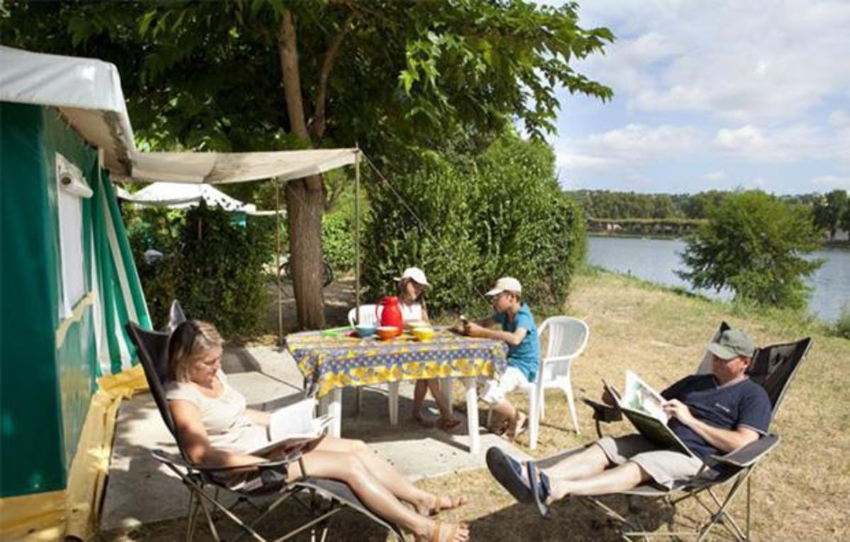 Camping MOULIN DE BIDOUNET - Photo 103