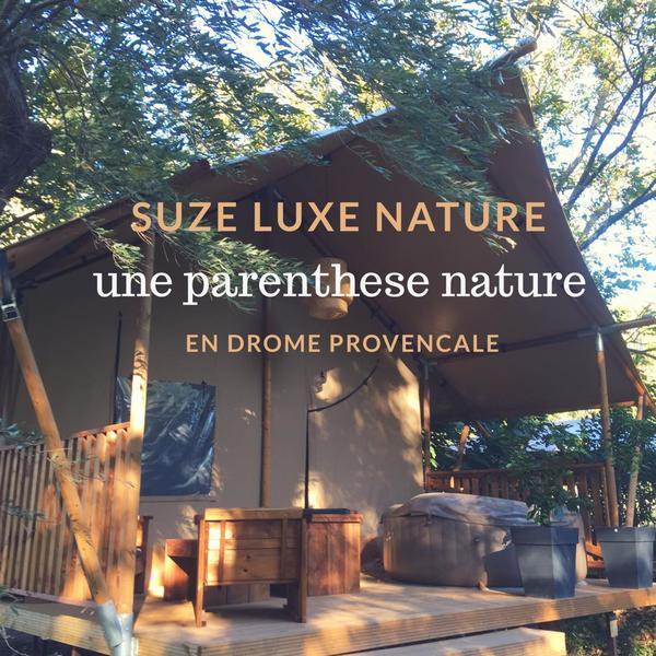 Hôtel de Plein Air Suze Luxe Nature - Photo 3