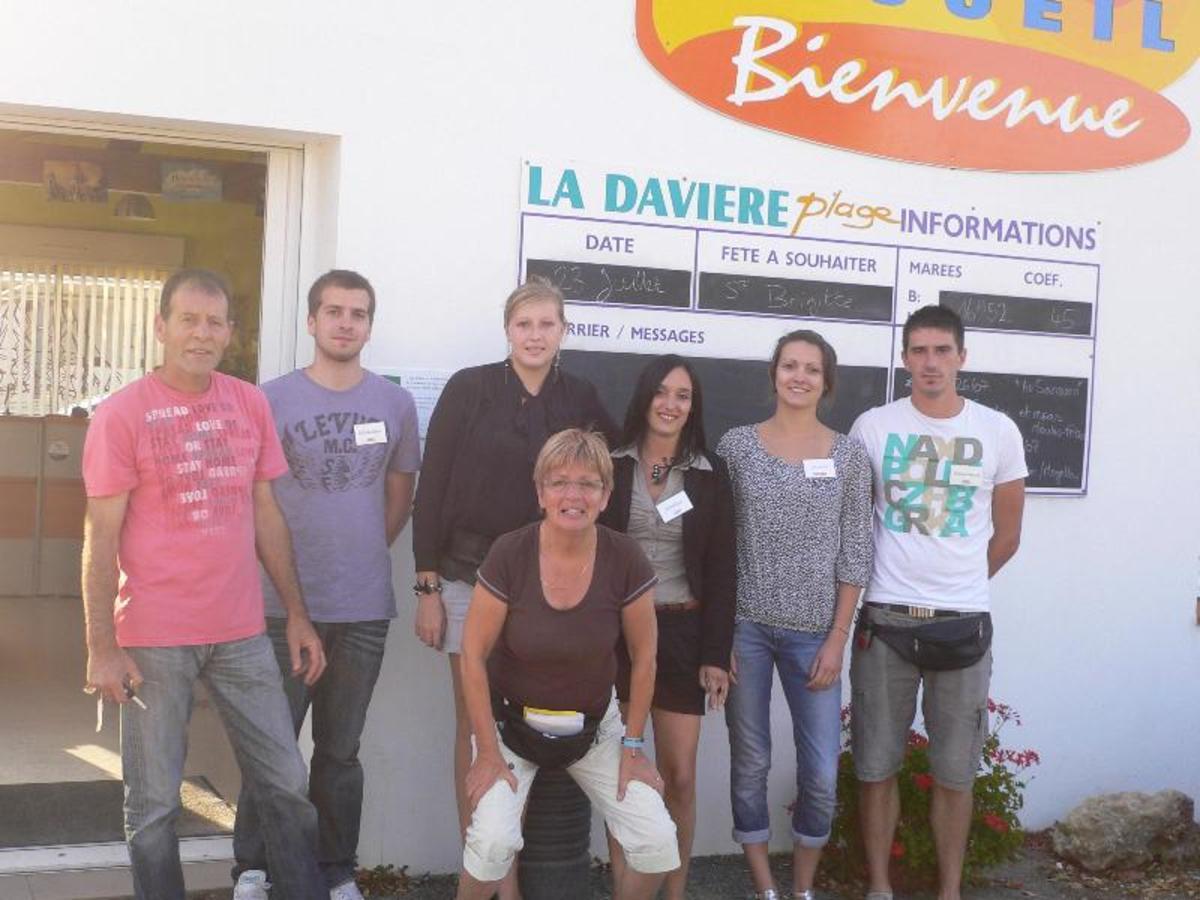 Camping La Davière Plage - Photo 11