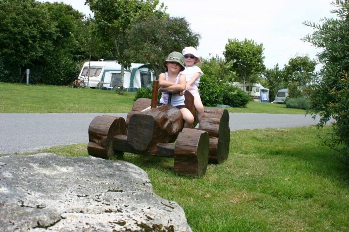 Camping La Ferme de Lann Hoedic - Photo 5