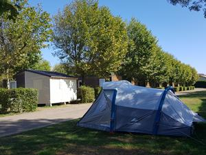 Camping La Grappe Fleurie - Photo 9
