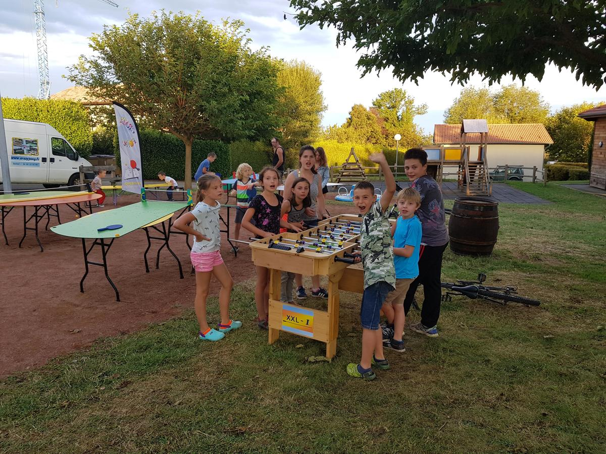 Camping La Grappe Fleurie - Photo 24