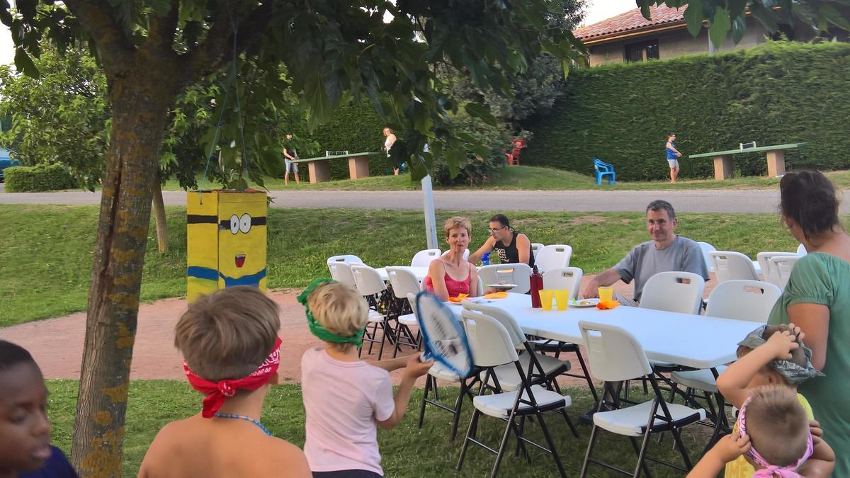 Camping La Grappe Fleurie - Photo 23
