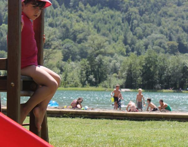 Au Valbonheur (Camping le Plan d'Eau) - Photo 9