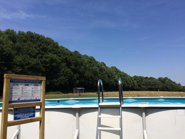 Camping Dun-le-Palestel - Photo 3