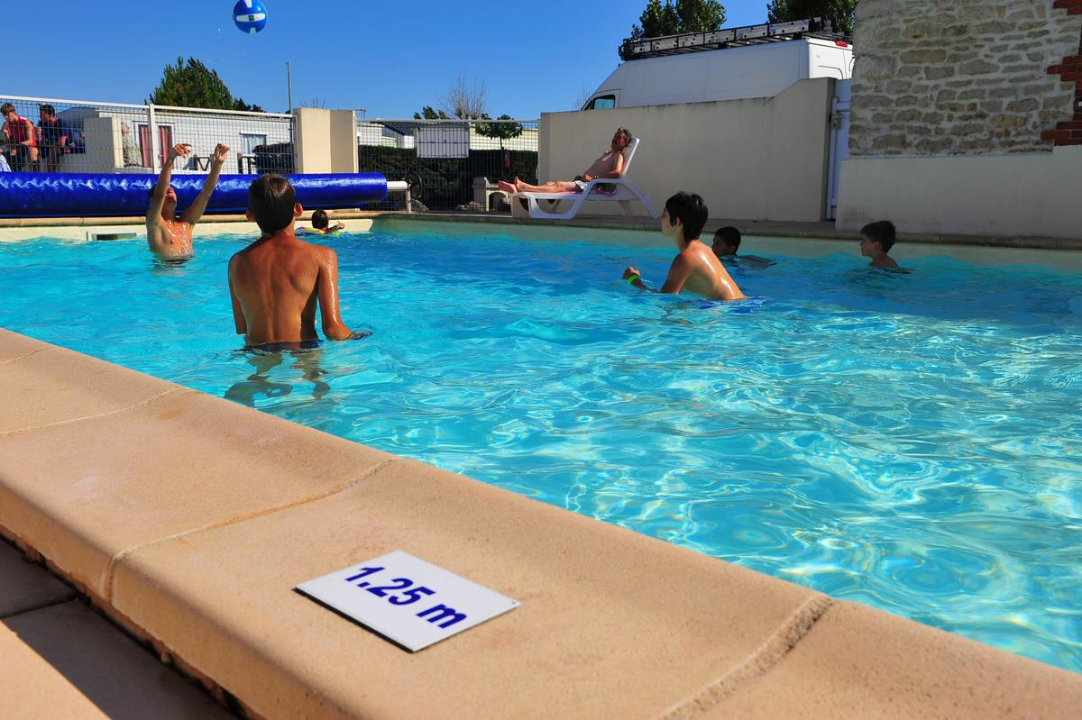 Camping APV Le Pavillon Bleu - Photo 402