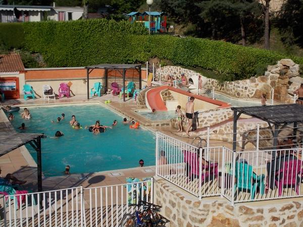 Domaine Camping  Les Roches - Photo 1