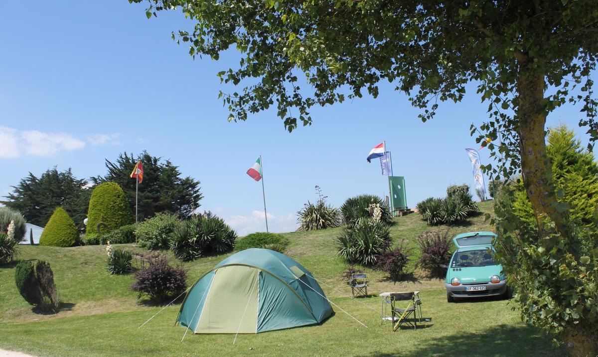 Camping Paradis UTAH-BEACH - Photo 4