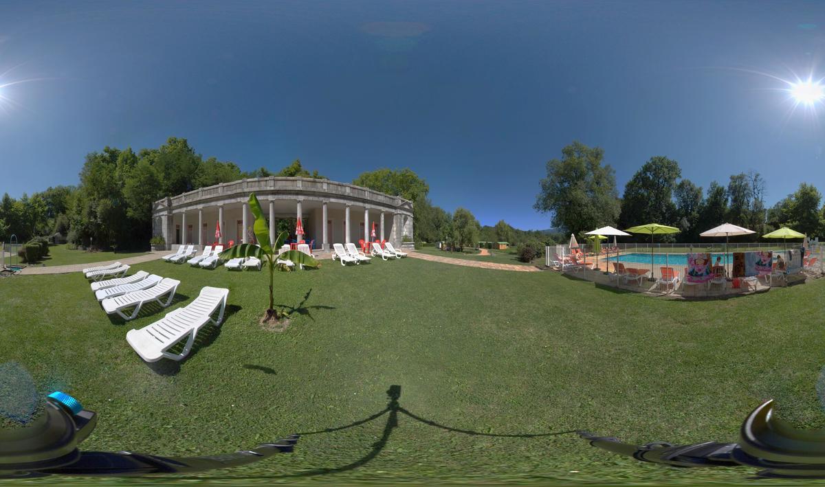 Camping Audinac les Bains - Photo 4