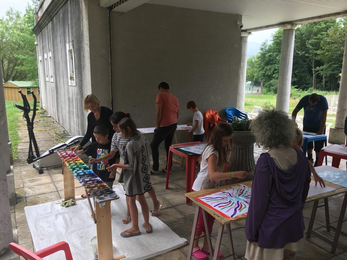 Camping Audinac les Bains - Photo 22