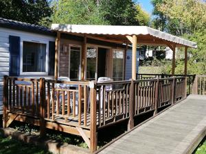 Camping Audinac les Bains - Photo 2