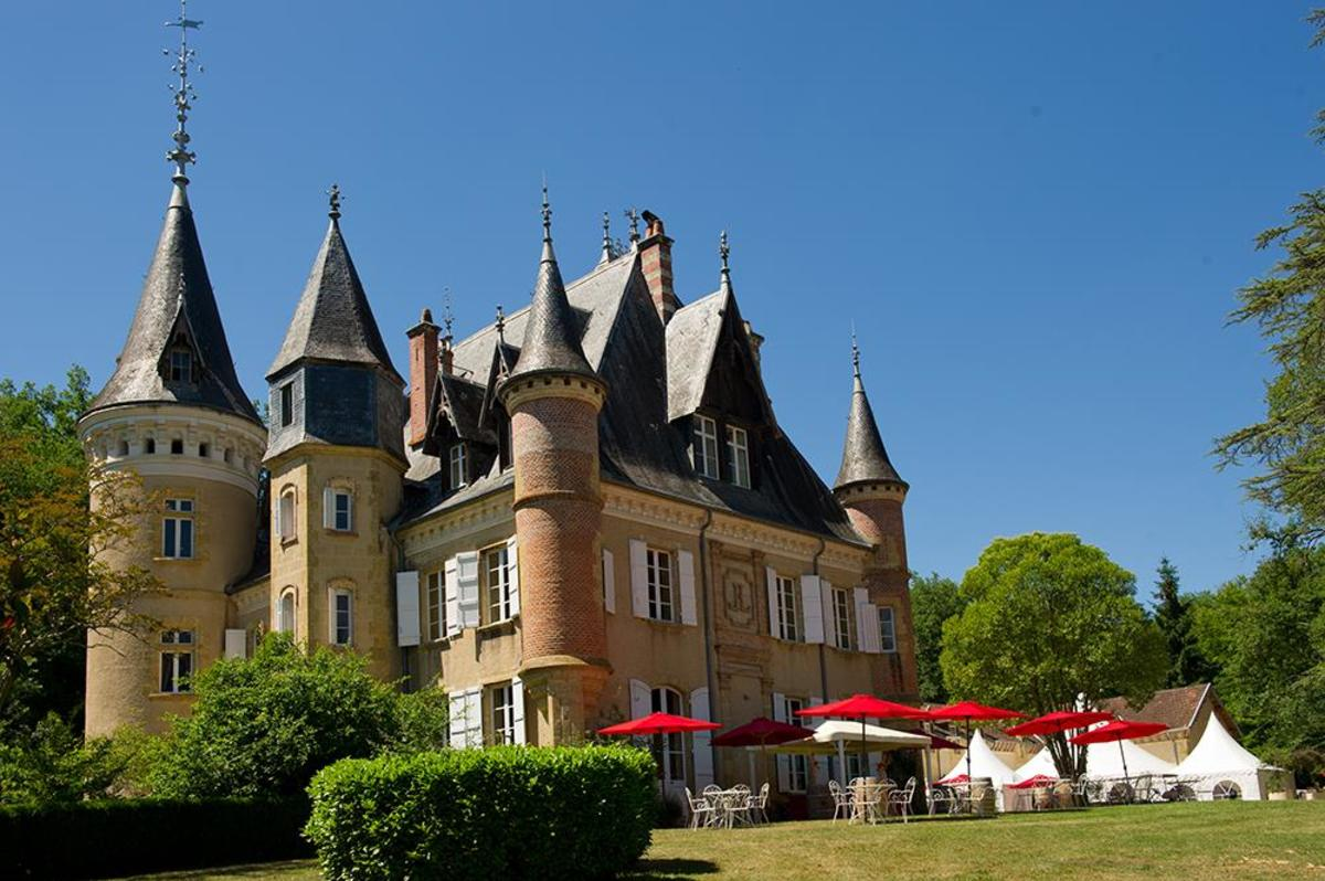 Camping Château Le Haget - Photo 5