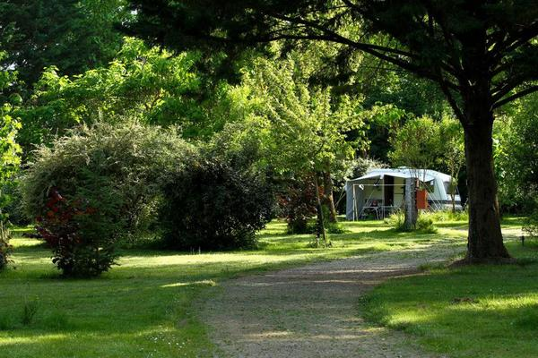 Camping Château Le Haget - Photo 8