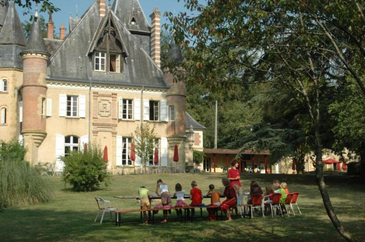 Camping Château Le Haget - Photo 16