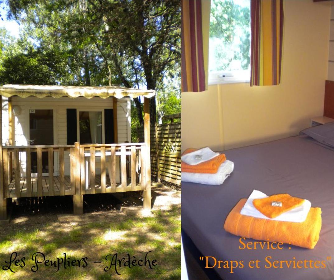Camping les Peupliers - Photo 14