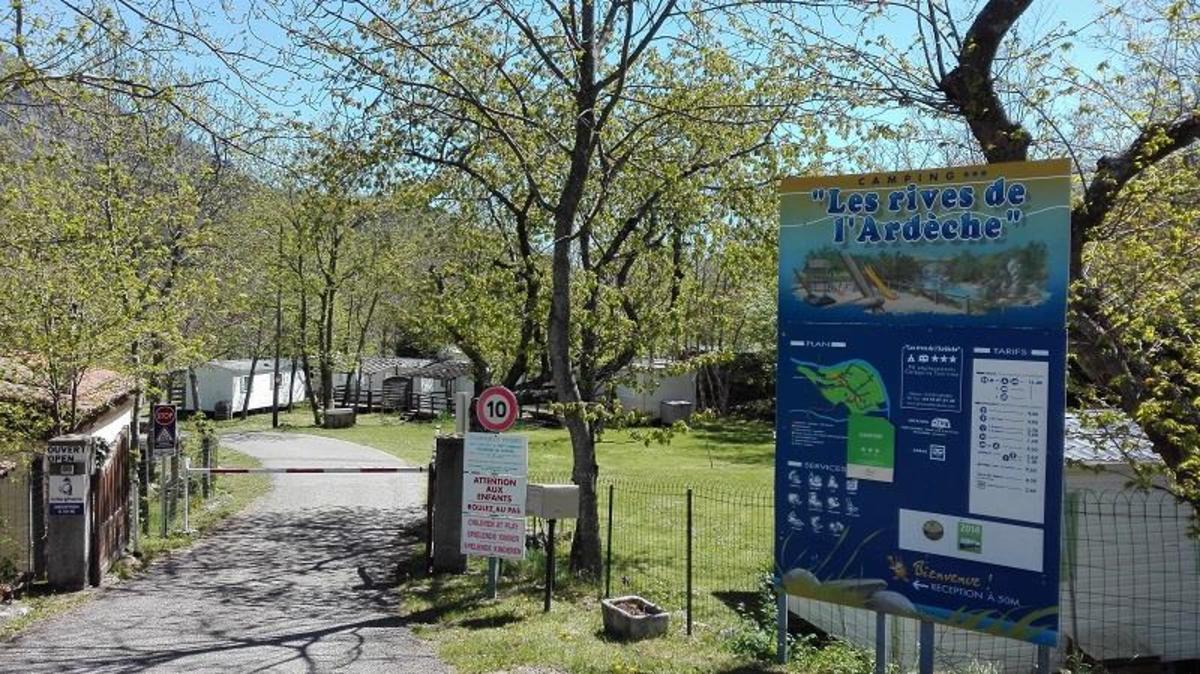 Camping Les Rives de l'Ardèche - Photo 3