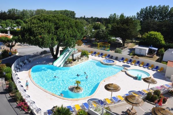 Camping Domaine des Salins - Photo 1