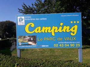 Camping Le Parc de Vaux - Photo 14