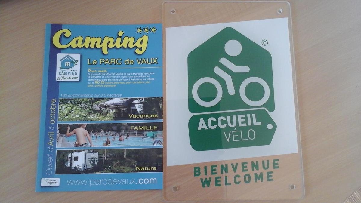 Camping Le Parc de Vaux - Photo 13