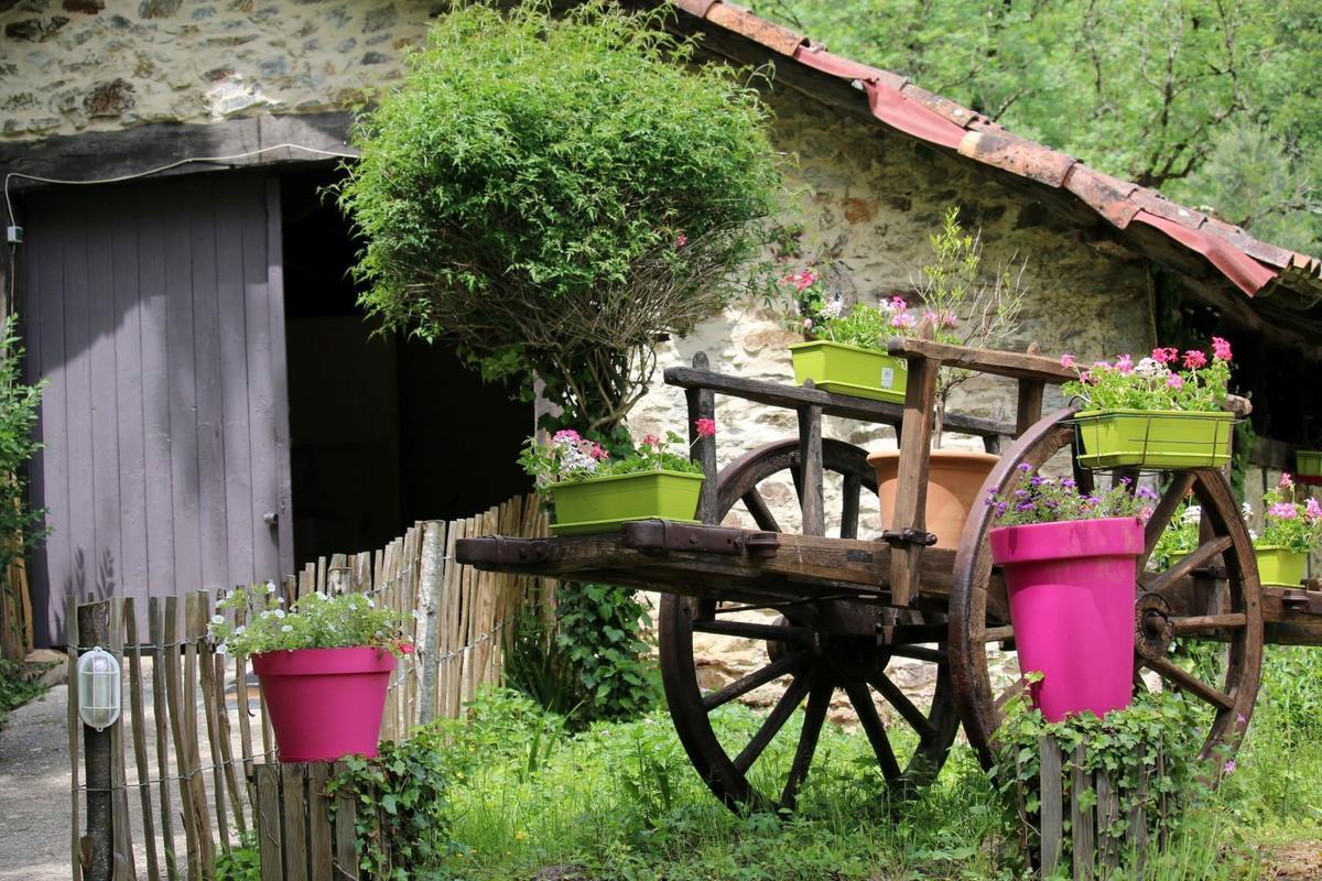 Sites et Paysages Moulin de Chaules - Photo 4