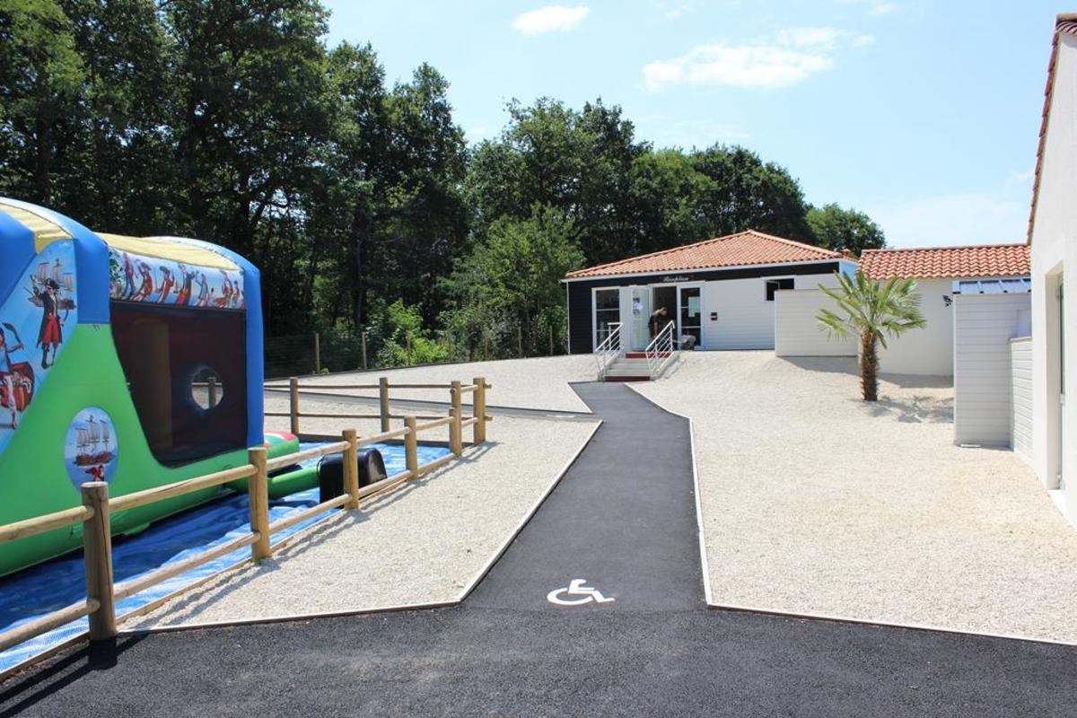 Camping Le Pont Rouge - Photo 3