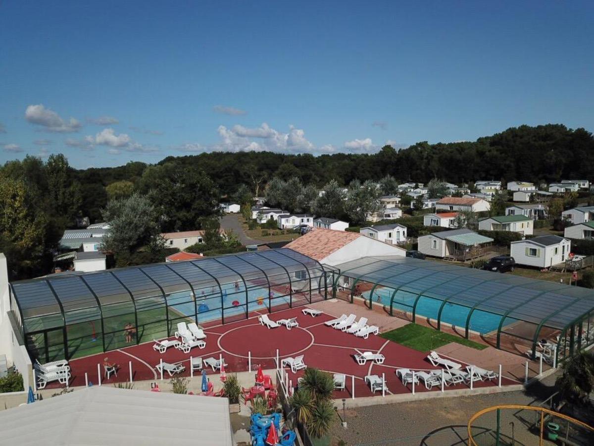 Camping Paradis DOMAINE DE BELLEVUE - Photo 4