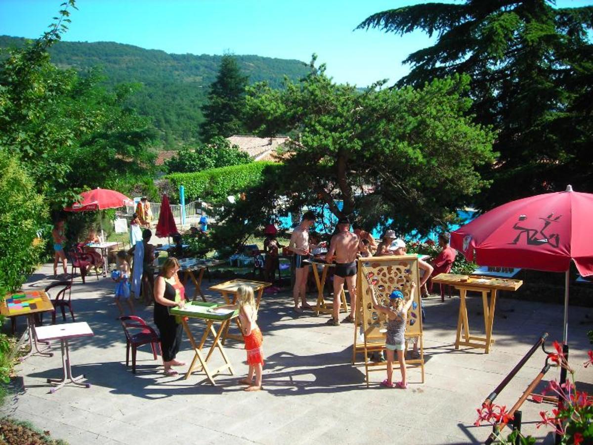 Camping Les Lavandes - Photo 49