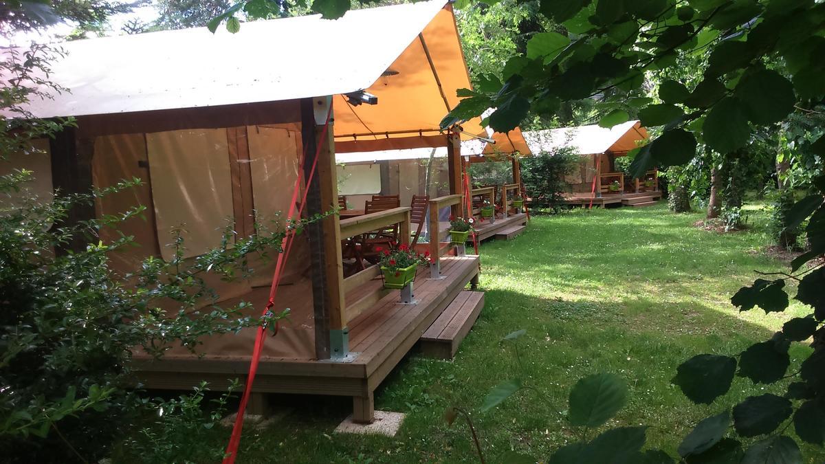 Camping De LA PLAGE à St Cirq Lapopie - Photo 6